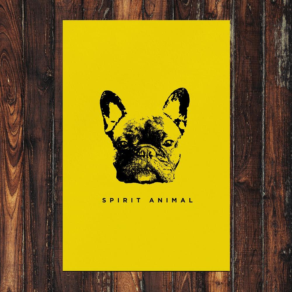 Spirit Animal Print